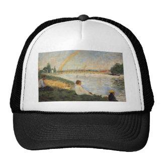 Arco iris de Jorte Seurat- Gorro