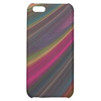 Arco iris de la caja iPhone4 de la mota de los col