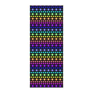 Arco iris de la impresión alta adicional de la lon
