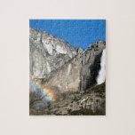 Arco iris de las caídas de la parte superior de Yo Rompecabeza Con Fotos
