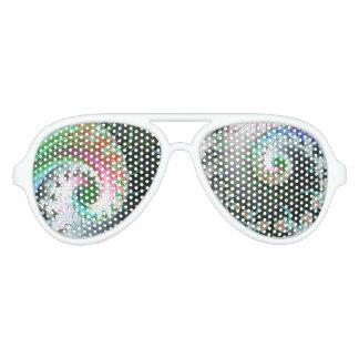 Arco iris de las gravedades gafas de sol