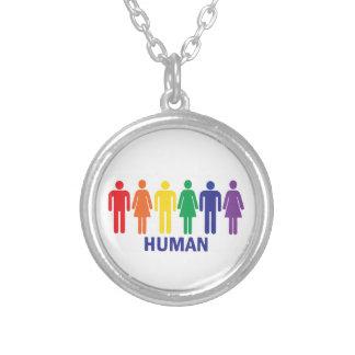 ARCO IRIS DE LOS DERECHOS DE LOS HOMOSEXUALES DE COLGANTE REDONDO