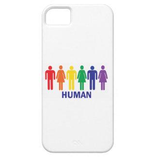 ARCO IRIS DE LOS DERECHOS DE LOS HOMOSEXUALES DE iPhone 5 FUNDAS