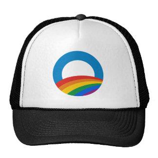 Arco iris de Obama Gorra