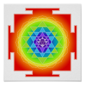Arco iris de PixDezines/Sri Póster