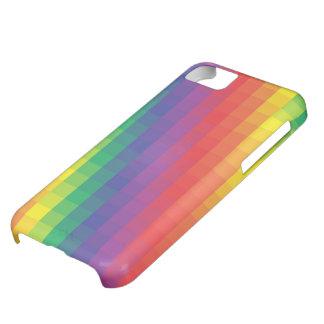 Arco iris de Pixelated - caso del iPhone 5
