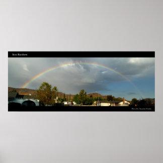 Arco iris de Simi Póster
