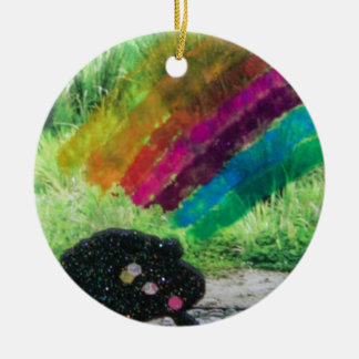 Arco iris adornos