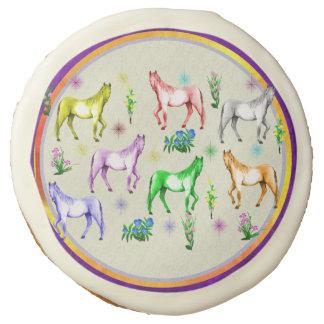 Arco iris del caballo