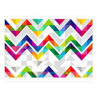 arco iris del galón tarjetas postales