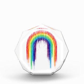 Arco iris del goteo