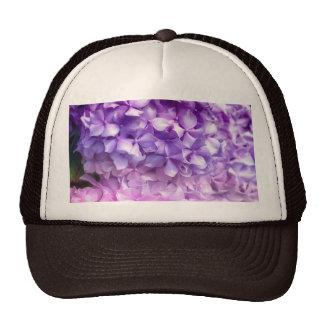 Arco iris del Hydrangea Gorros Bordados