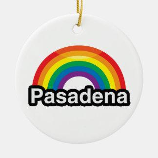 ARCO IRIS DEL ORGULLO DE PASADENA LGBT - .PNG ORNAMENTS PARA ARBOL DE NAVIDAD
