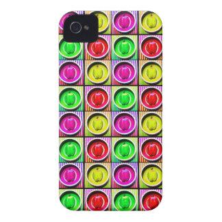 Arco iris del paprika iPhone 4 coberturas