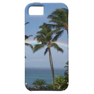 Arco iris doble de Maui iPhone 5 Fundas