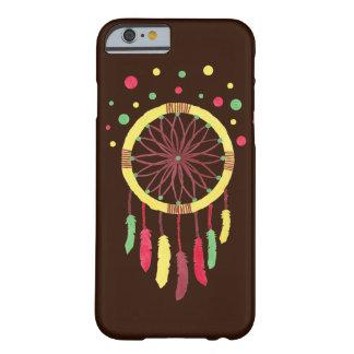 Arco iris Dreamcatcher Funda De iPhone 6 Barely There