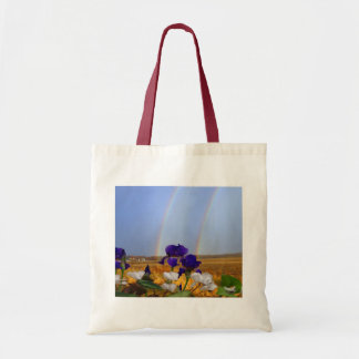 Arco iris e iris bolsa