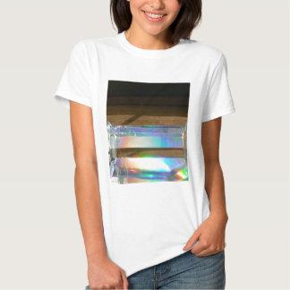 Arco iris en el lado camisas