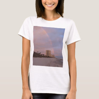 Arco iris en la camiseta de Daytona Beach