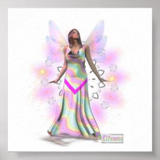 Arco iris Fae Impresiones