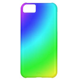 Arco iris funda iPhone 5C