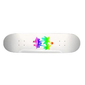 arco iris invert.png de las casas de isla de la pl patines personalizados
