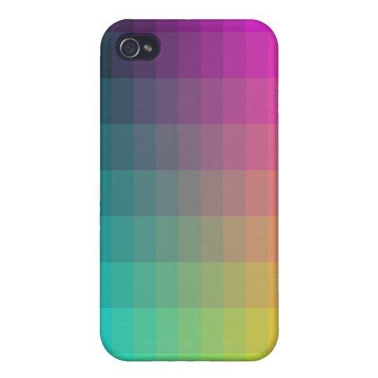 Arco iris iPhone 4/4S carcasa