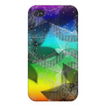 Arco iris iPhone 4 funda