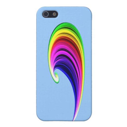 Arco iris iPhone 5 funda
