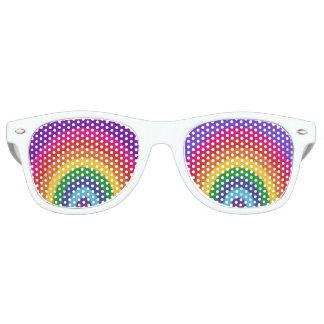Arco iris lentes de sol