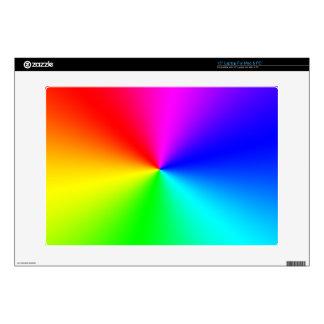 Arco iris lleno del espectro portátil 38,1cm skins