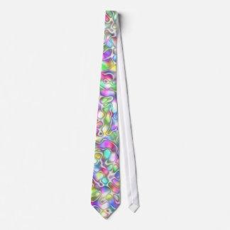 Arco iris loco corbatas personalizadas