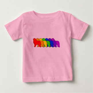 Arco iris los Pirineos Tee Shirt