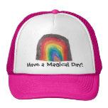 Arco iris mágicos gorro de camionero