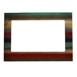 Arco iris magnético del vintage del capítulo marcos magnéticos para fotos