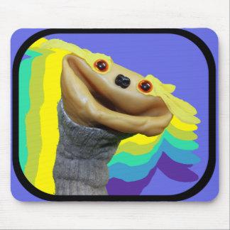 Arco iris Mousepad de Chester Tapetes De Ratón
