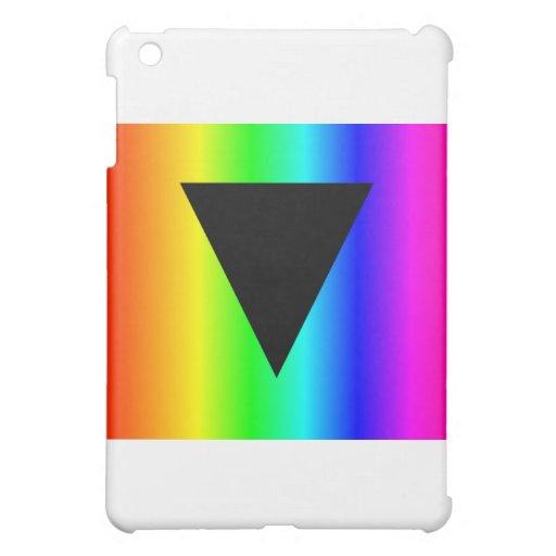 Arco iris negro del triángulo