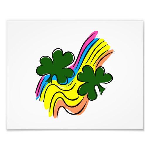 arco iris ondulado design.png afortunado de dos tr fotografias
