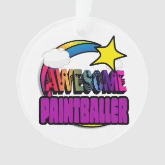 Arco iris Paintballer impresionante de la estrella