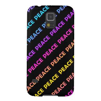 Arco iris: Paz Funda Para Galaxy S5