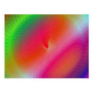 Arco iris Plafond Postales