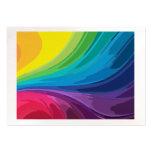 Arco iris por SRF Plantilla De Tarjeta Personal