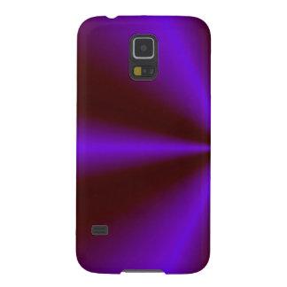 arco iris púrpura carmesí rosado carcasas de galaxy s5