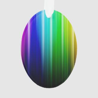 Arco iris que brillan intensamente coloridos