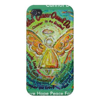 Arco iris qué cáncer no puede hacer la caja del te iPhone 4 cárcasas