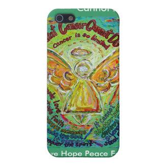 Arco iris qué cáncer no puede hacer la caja del te iPhone 5 carcasas