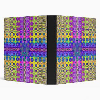 """Arco iris que circundan alrededor de fractal carpeta 1"""""""