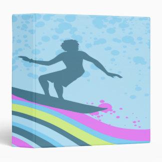 arco iris que practica surf notebook-01 en colores