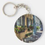 Arco iris Row.jpg Llavero Redondo Tipo Pin