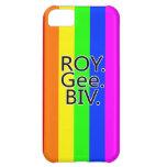 Arco iris RoyGeeBiv - LGBT